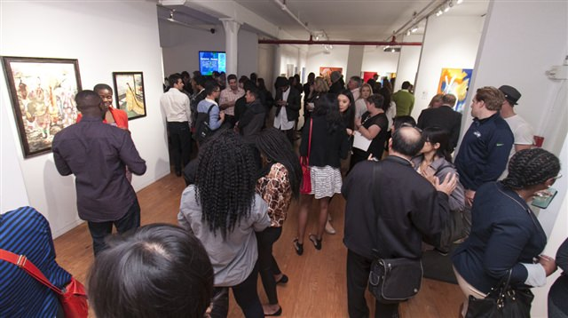 NYC Opening Reception