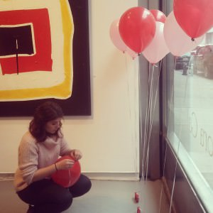 Valentine's Day at Agora Gallery
