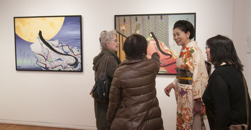 Agora Gallery Opening Reception April 2, 2015
