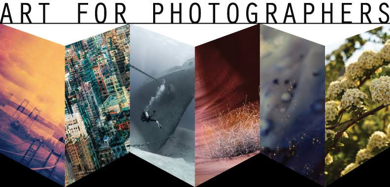 art for photographers blog banner