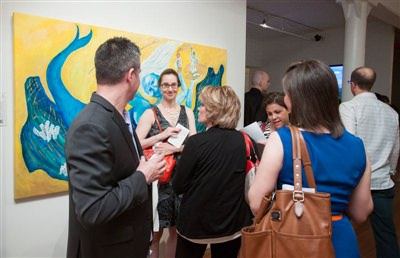 May 16, 2013 gallery reception 13 of 18