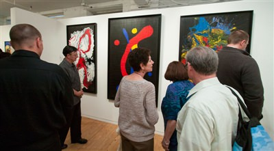 May 16, 2013 gallery reception 4 of 4
