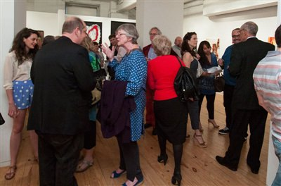 May 16, 2013 gallery reception 1 of 2