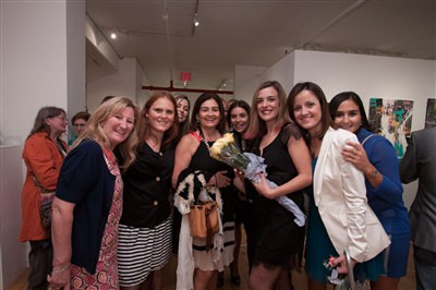 June 6, 2013 gallery reception 5 of 5