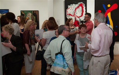 May 16, 2013 gallery reception 2 of 3