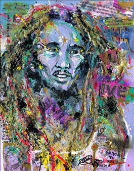 Be Your Own ICON Collection - Bob Marley