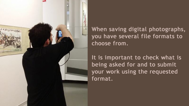 choosing the right digital format