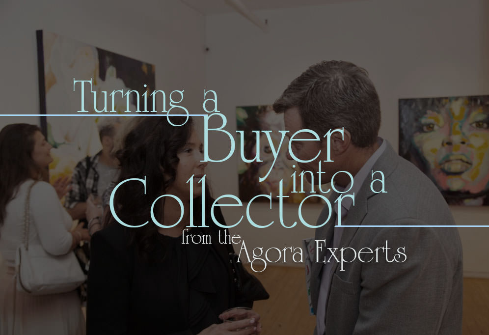 header: Turning a buyer into a collector