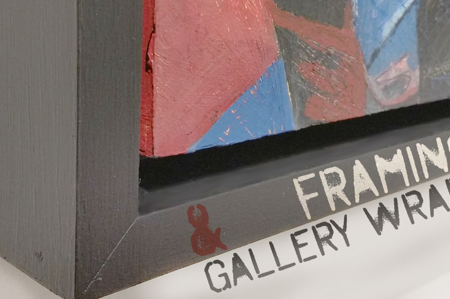 framing gallery wraping slider