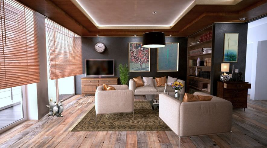 curated interior
