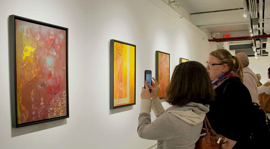 promote your exhibition