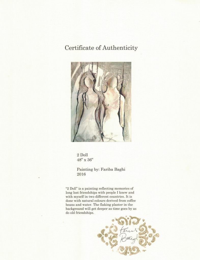 How To Prepare A Certificate Of Authenticity Agora Gallery