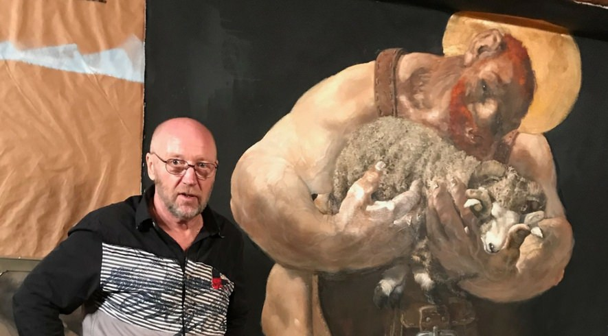 The Challenging, Thought-Provoking, and Compelling Art of Yuriy Danich - Agora Advice Blog