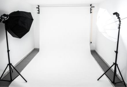 photo studio at home