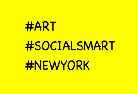 how to use hashtags to promote your art