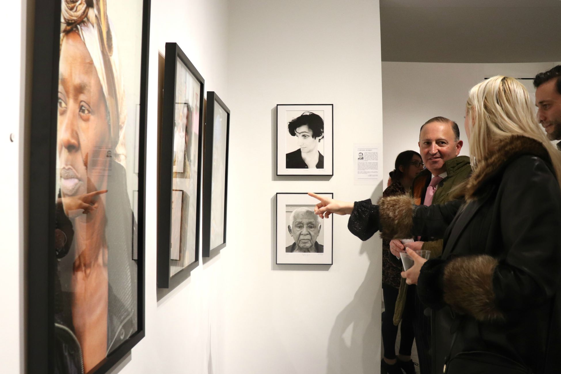 Chelsea International Photography Competition exhibition