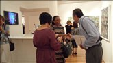 September 15, 2011 Reception: The Rhythm of Color