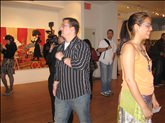 May 12, 2011 Reception: Sensorial Realms
