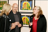 May 12, 2011: No Boundaries: Lydia van den Berg / a solo exhibition