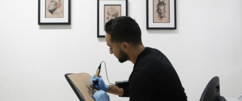 Tattoo as a New Aesthetic Form: In Conversation with Gabriele Pellerone
