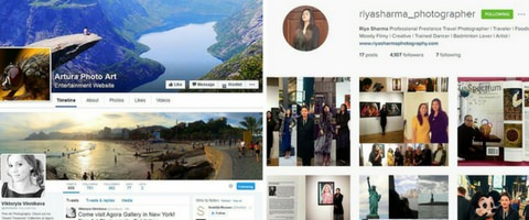 Finding Art Collectors Through Social Media