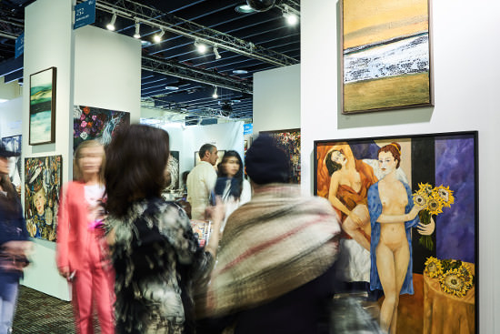 A How to Guide to Participating in an Art Fair